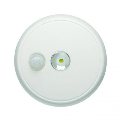 Mr Beams Battery-Operated Indoor/Outdoor Motion-Sensing LED Ceiling Light
